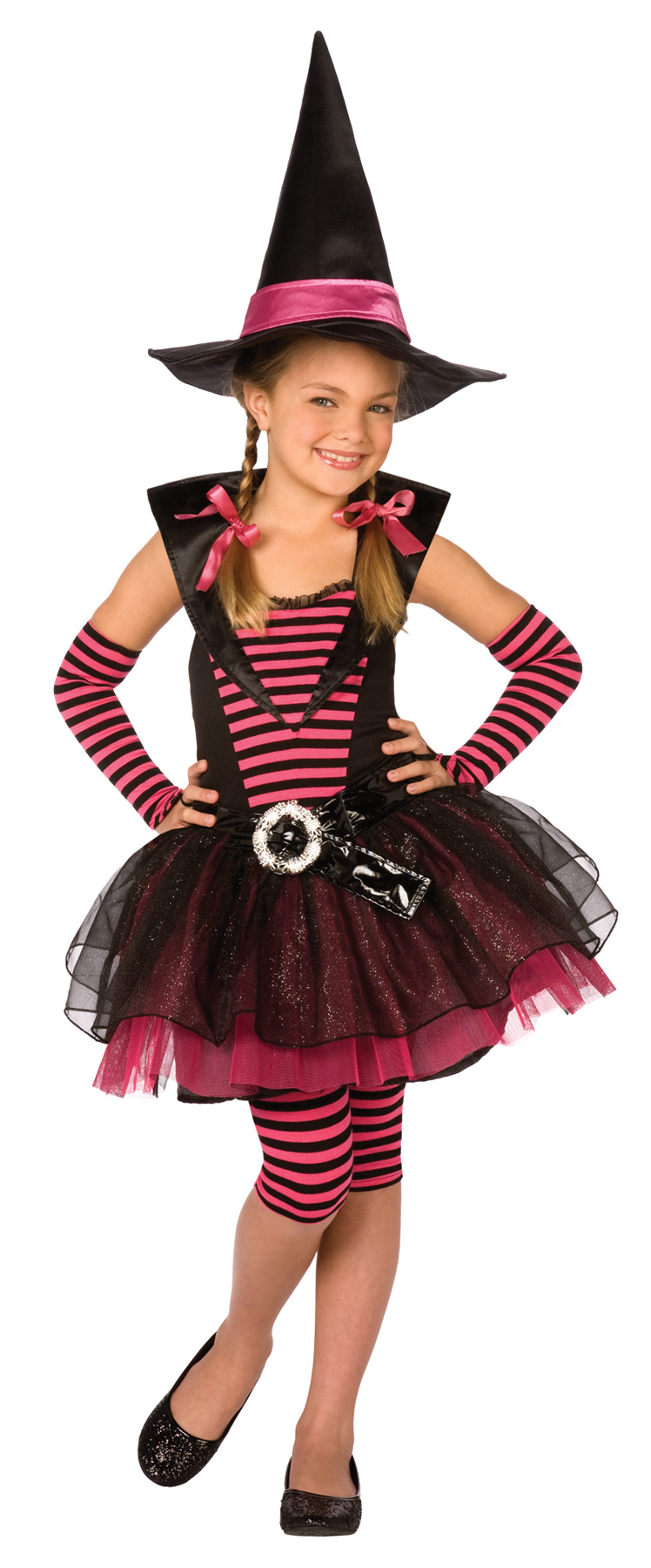 STRIPEY WITCH CHILD SMALL 4-6