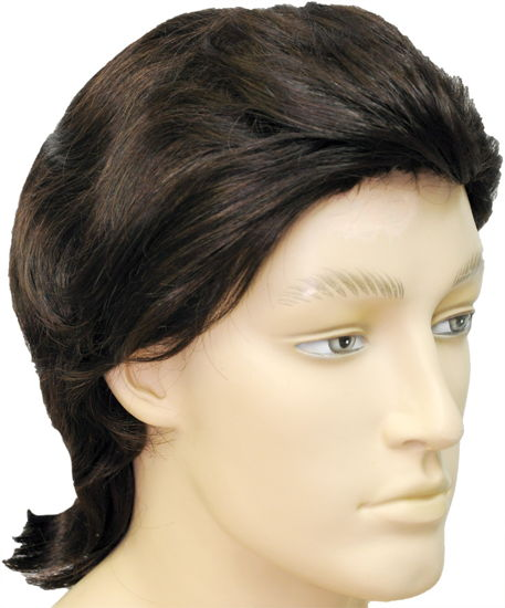 BUFFALO BILL WIG MD CHEST BN n