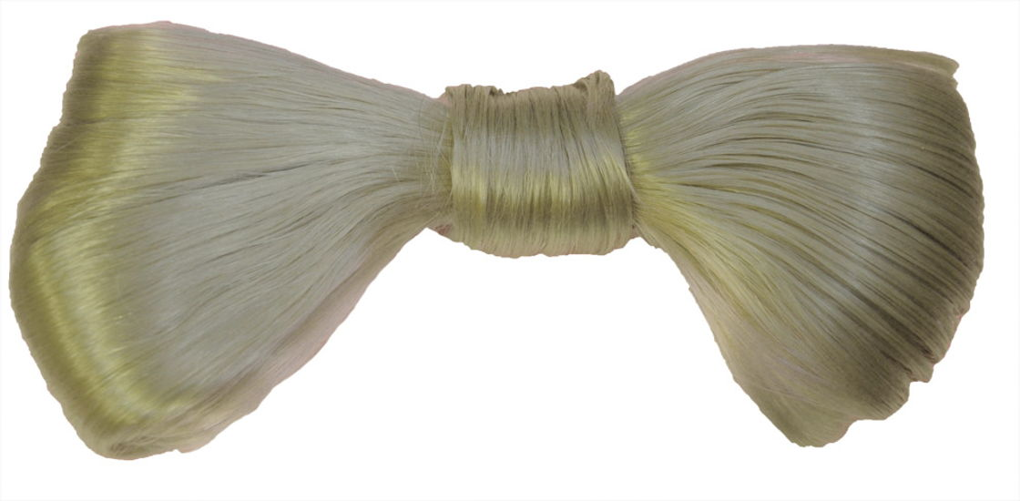 GAGA BOW PLATINUM BLONDE