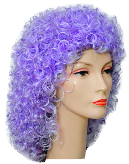 CLOWN DISCO WAVY LAVENDER KAF5