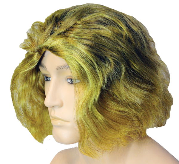 JOKER WIG YELLOW/BROWN