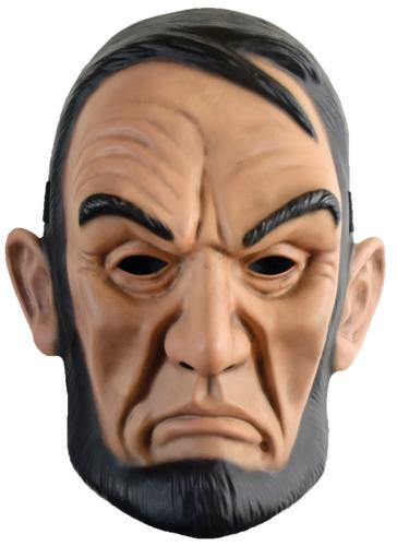 ABE LINCOLN INJECTION MASK