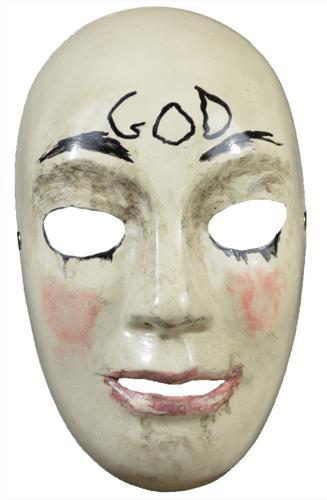 GOD INJECTION MASK