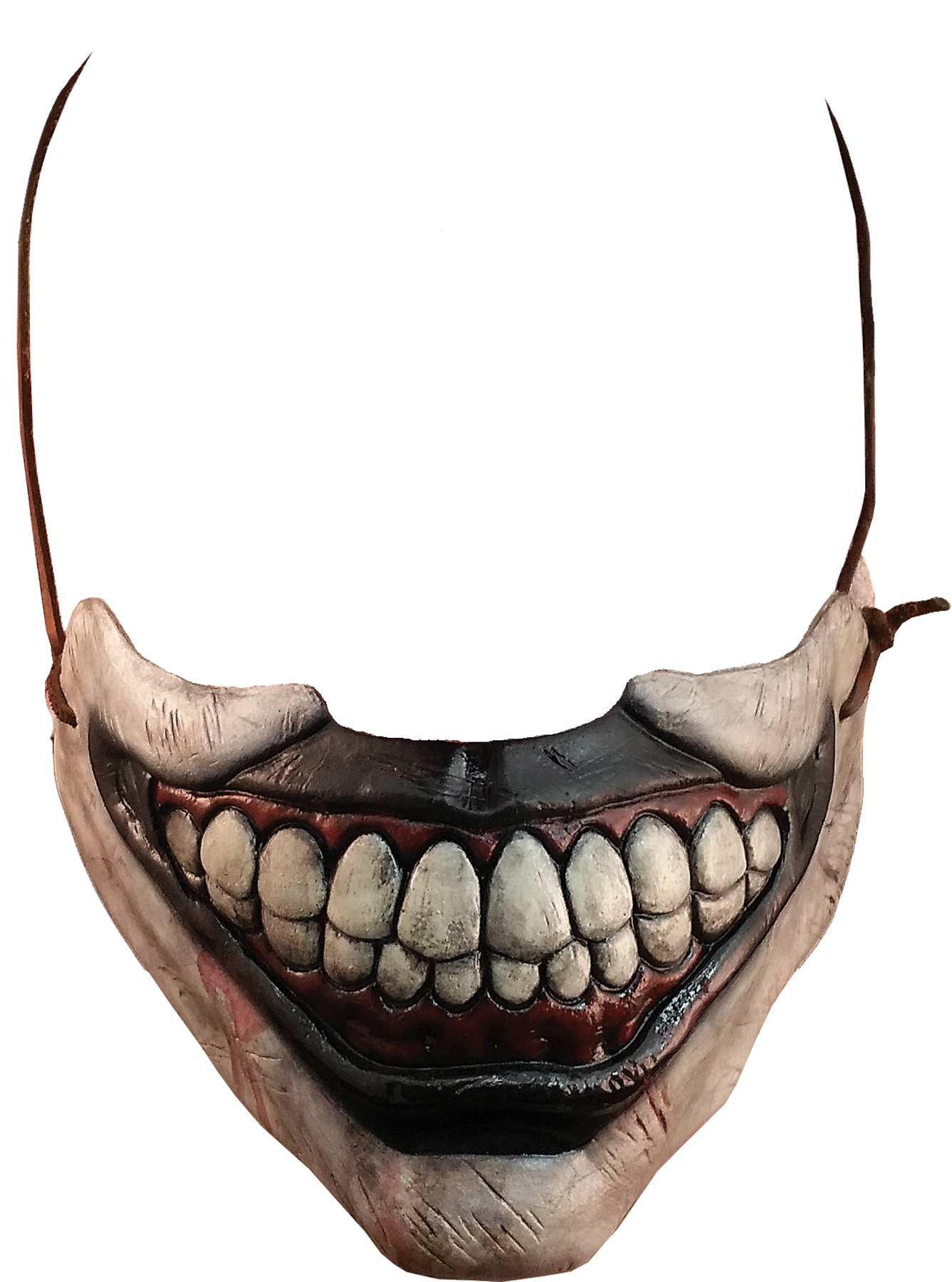 AHS  TWISTY THE CLOWN MOUTH AT