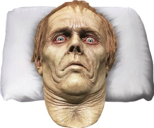 ROGER ZOMBIE PILLOW PROP