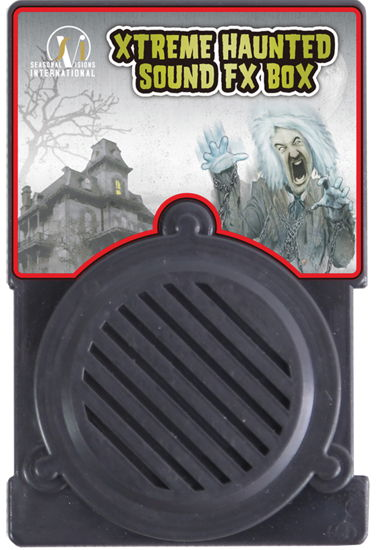 XTREME HAUNTED SOUND FX BOX