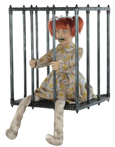 CAGED KID WALK AROUND ANIMATED