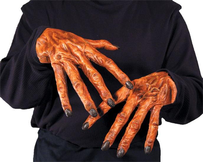 HANDS WEREWOLF
