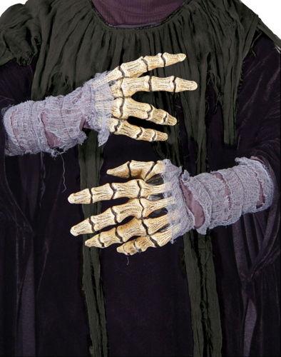 HANDS GAUZE BONES