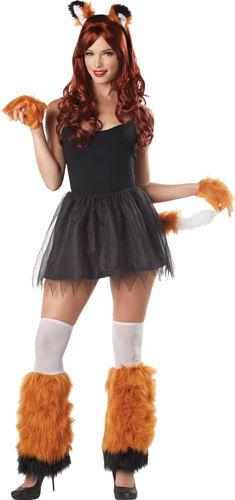 KITS FOX 4 PIECE