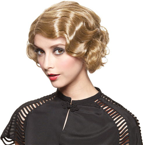 WIG GATSBY GIRL GOLDEN BLONDE