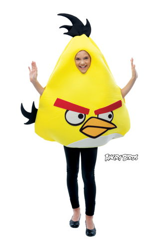 ANGRY BIRDS YELLOW CHILD