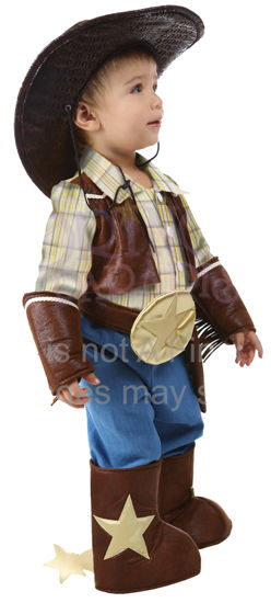 BRENDANS COWBOY CHILD XS 4