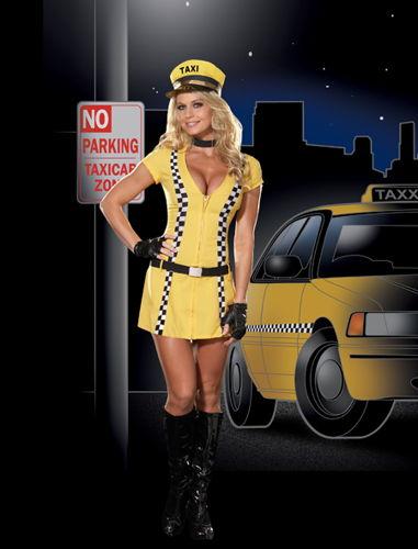 TINA TAXI DRIVER LARGE