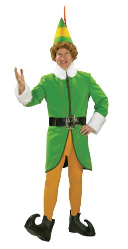 BUDDY THE ELF DLX ADULT MED