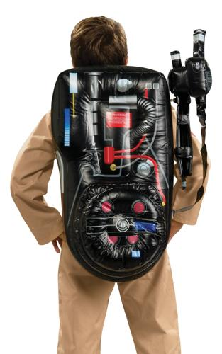 GHOSTBUSTER BACKPACK ADULT