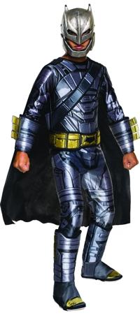 DOJ BATMAN ARMORED CHILD MED