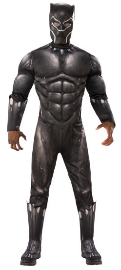 BLACK PANTHER ADULT STD