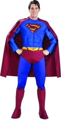 SUPERMAN SUPREME ADULT LG