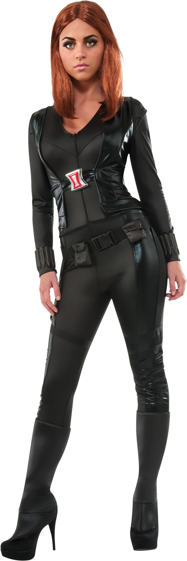 BLACK WIDOW ADULT LARGE