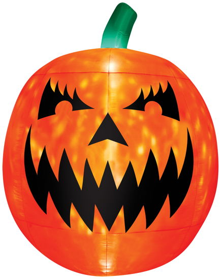 PROJECTION AIRBL-SCARY PUMPKIN