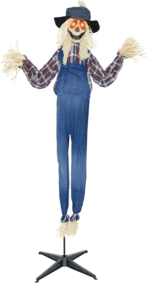 SCARECROW ANIMATED STANDING