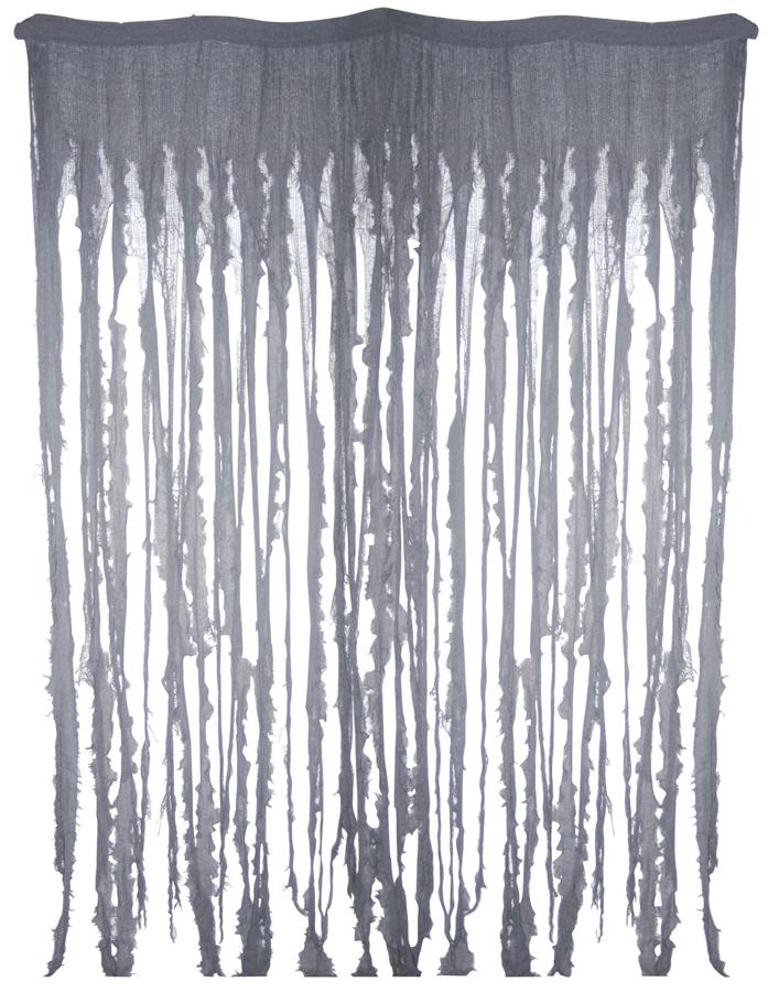 CURTAIN CREEPY CLOTH