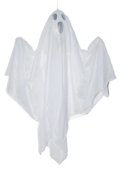 HANGING GHOST  SPOOKY 18 INCHE