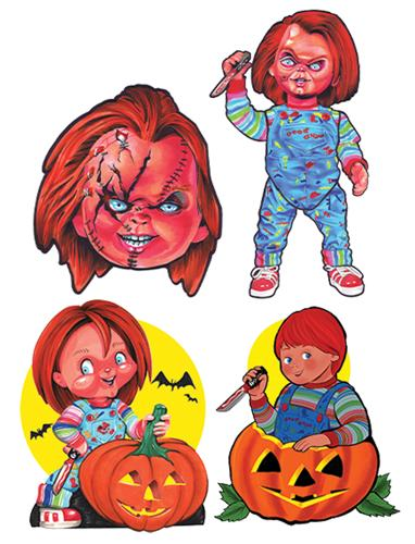 CHILDS PLAY WALL DECOR
