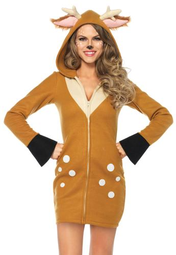 FAWN COZY ADULT LARGE