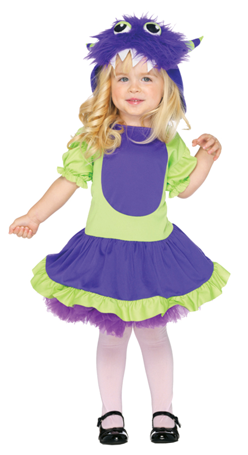 CUDDLE MONSTER TODDLER (3T-4T)