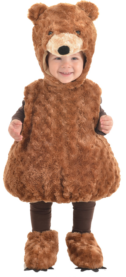 TEDDY BEAR TODDLER 2-4