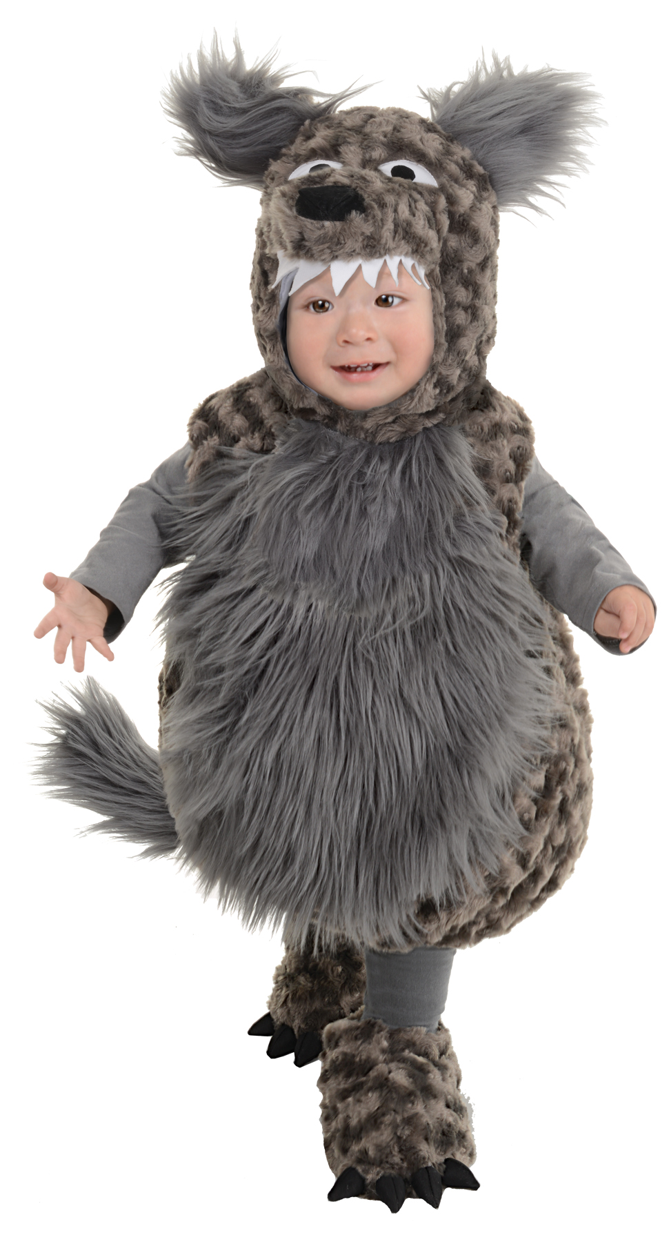 WOLF TODDLER LG 2T-4T