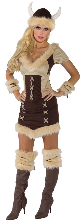 VIKING QUEEN ADULT SMALL