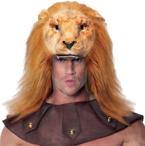 ANIMALS HEAD LION ADULT