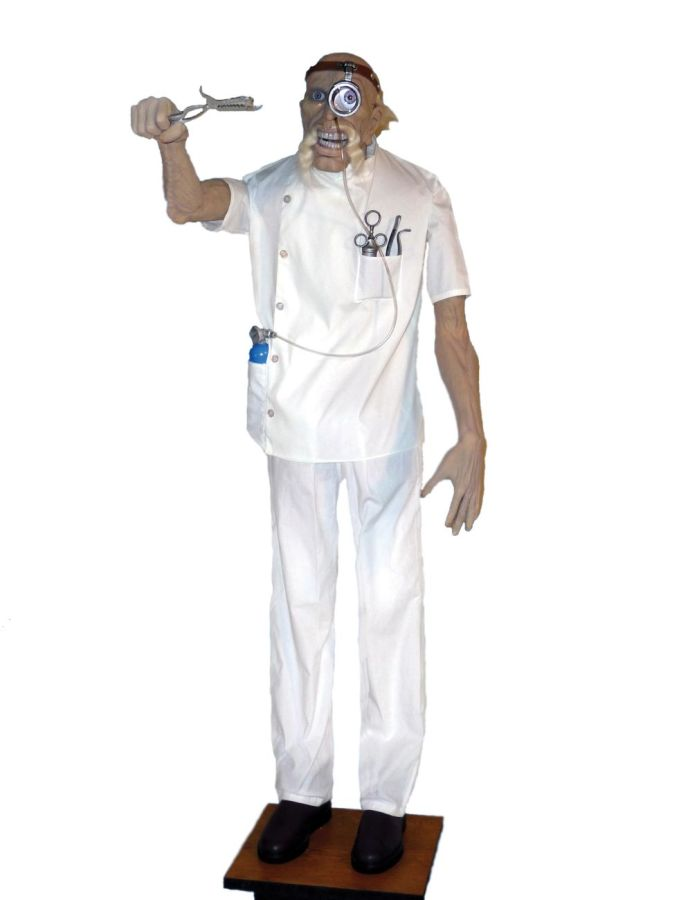 DR PHEAL PHINE ANIMATED PROP